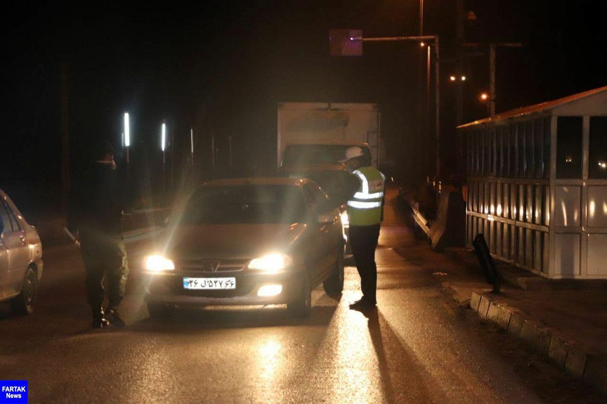 اعمال قانون 775 دستگاه خودروی متخلف در کرمانشاه