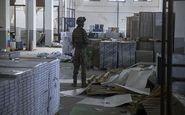 بیمارستان میدانی تروریست ها در حومه حمص سوریه کشف شد