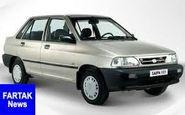 قیمت جدید خودروهای سایپا در بازار امروز ۹۸/۰۷/۲۵