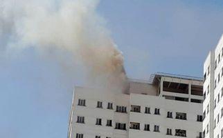 آخرین جزئیات از آتش سوزی در برج پارامیس در شهرک راه آهن +فیلم