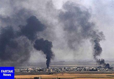 ادامه حملات ترکیه به سوریه؛ تسلط بر چندین روستا در جاده بین المللی حلب