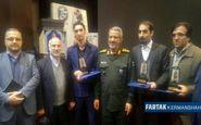 تقدیر از دو هنرمند بسیجی جشنواره ابوذر