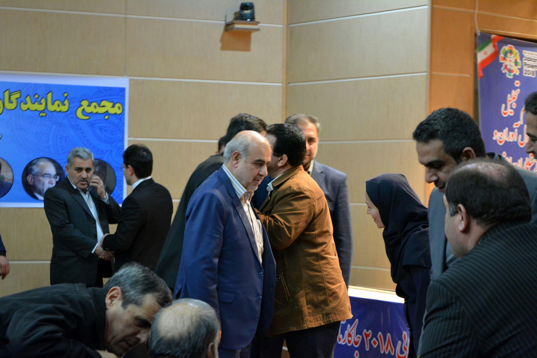 تجلیل از قهرمانان پارهالمپیک با حضور استاندار کرمانشاه