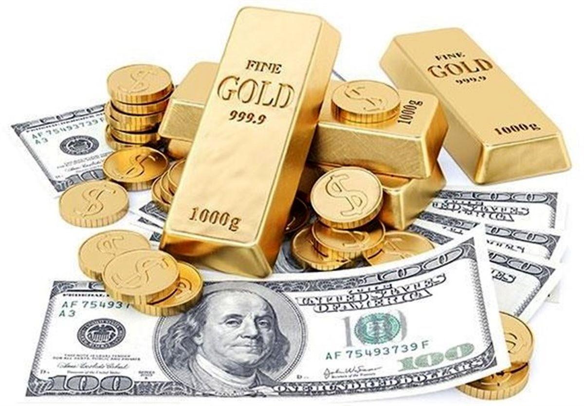 قیمت طلا، قیمت دلار، قیمت سکه و قیمت ارز امروز ۹۹/۰۴/۱۱| آخرین قیمتها در بازار طلا و ارز