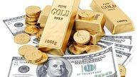 قیمت طلا، قیمت دلار، قیمت سکه و قیمت ارز امروز ۹۹/۰۴/۱۴  آخرین قیمتها در بازار طلا و ارز