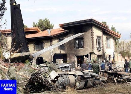 درگذشت حداقل ۱۰ نفر در حادثه سقوط هواپیما بوئینگ ۷۰۷/ کسی از ساکنان صدمه ندیده است