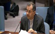 تختروانچی: اعمال تحریمهای یکجانبه آمریکا موجب افزایش رنج سوریها میشود