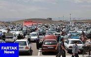 کاهش ۲ تا ۹۰ میلیونی قیمت برخی خودروها در بازار