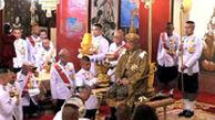 مراسم تاجگذاری رسمی «واجیرالونگکورن» پادشاه جدید تایلند
