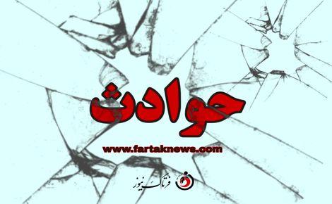 مرگ تلخ راننده لودر در مشهد / مرد جوان زیر لودر جان داد+عکس