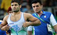 سعید عبدولی به مدال برنز رسید / کسب نخستین مدال برای ایران