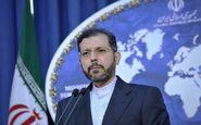 سعید خطیب زاده: آمریکا در جایگاه موعظه ایران و یمن نیست