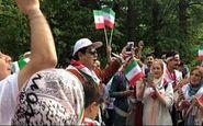 پیش بینی جالب هنرمندان درباره نتیجه بازی ایران - اسپانیا