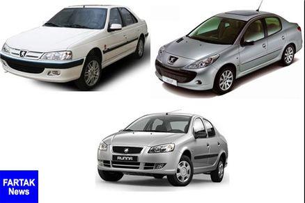 قیمت خودرو امروز ۱۳۹۷/۱۰/۱۷ ثبات قیمتها در بازار