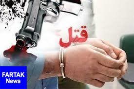 """قاتل """"عروسی خونین"""" کرمانشاه دستگیر شد"""