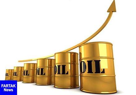 قیمت جهانی نفت امروز ۱۳۹۸/۰۷/۲۰