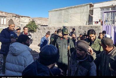 خسارات+زلزله+در+میانه+-+آذربایجان+شرقی