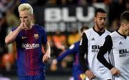راکیتیچ: بازی دشواری در انتظار بارسلوناست