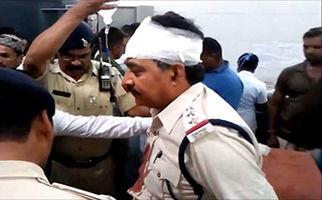 حادثه در دسته عزاداری شیعیان هند + فیلم