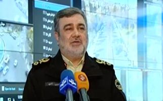 اتمام حجت فرمانده نیروی انتظامی با بر هم زنندگان امنیت کشور