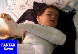 اعتراض و جنجال بر سر اشتباه در جراحی دست کودک 2 ساله