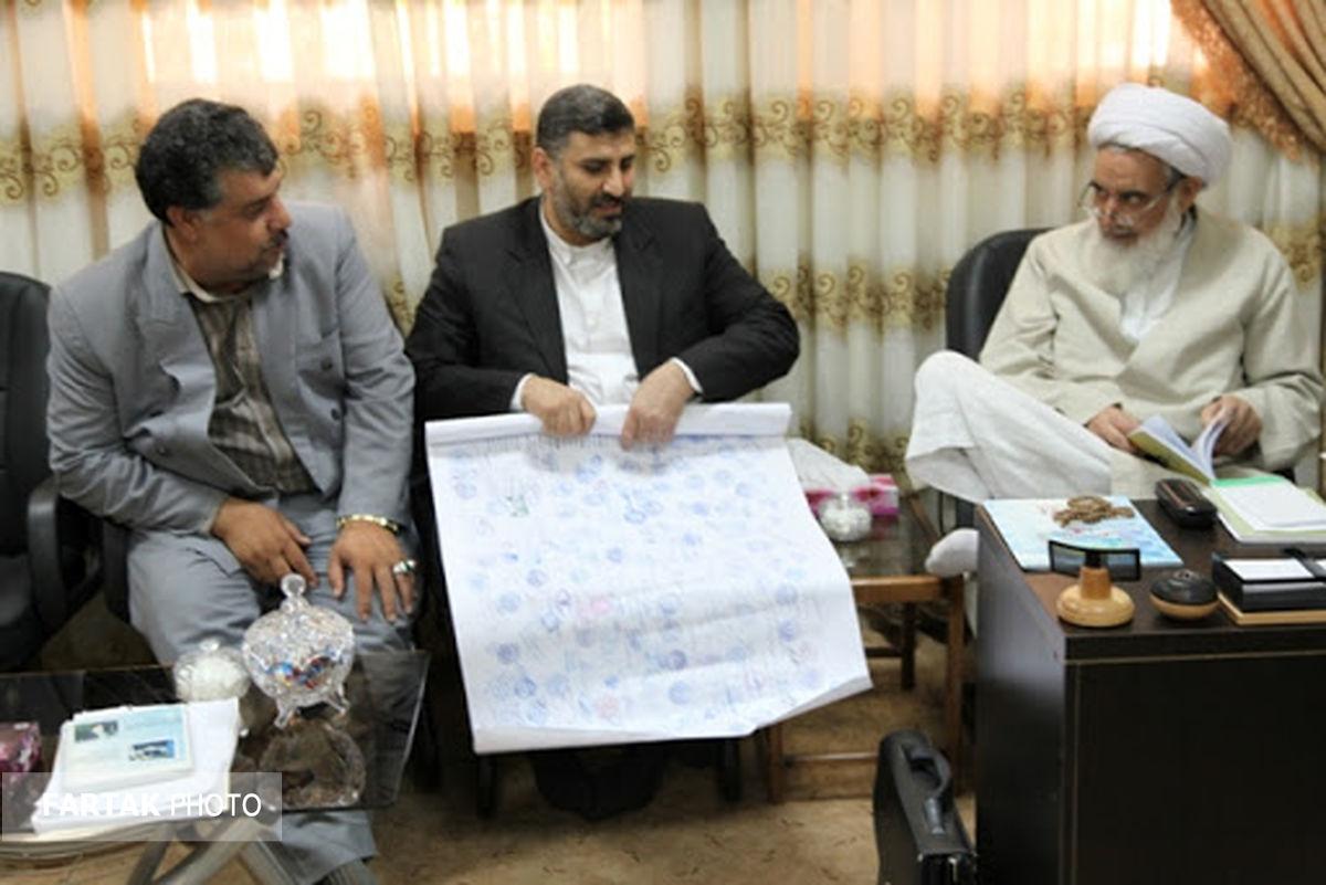 تلاش مصلح کرمانشاهی در مسیر توسعه و مرمت بارگاه امام حسین (ع) در کربلا