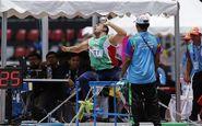 پارا دوومیدانی قهرمانی جهان  احمدی آخرین مدالآور ایران