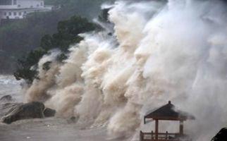 سوپر طوفان ماریا در تایوان و چین