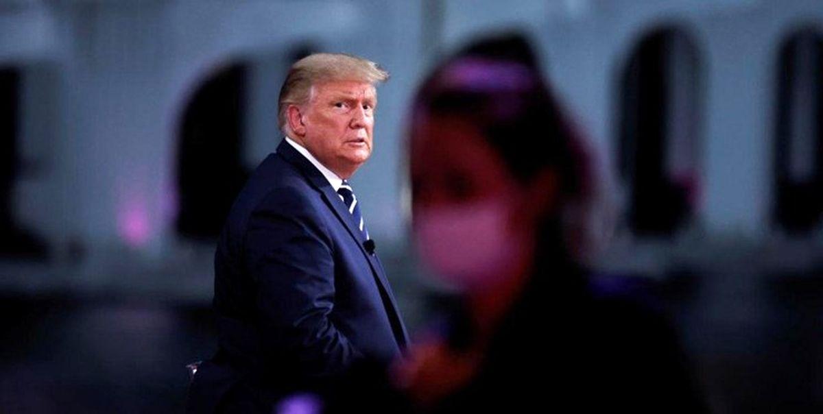 ترس ترامپ از کرونا