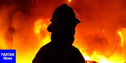 ترقهبازی سبب آتشسوزی دریکی از پاساژهای قوچان شد