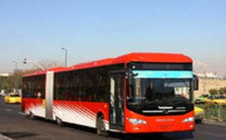کرایه اتوبوس های جدید تهران (DRT) چقدر است؟