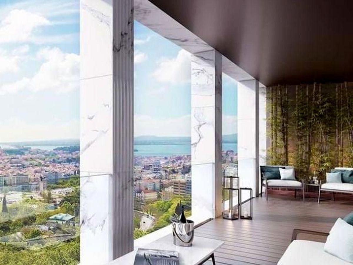 اقامت فوق ستاره فوتبال در گرانقیمت ترین آپارتمان