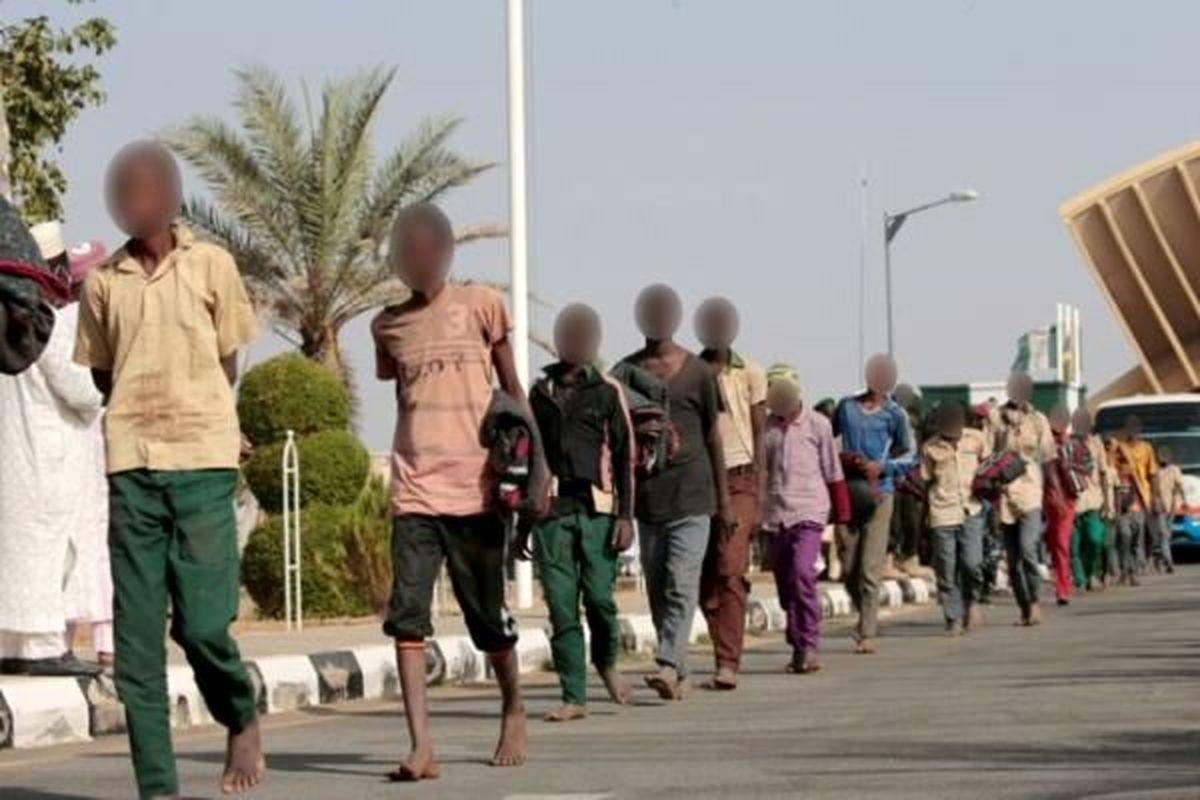 دانشجویان ربوده شده آزاد شدند