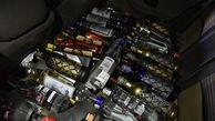 کشف ۶۰ کیلوگرم مواد مخدر شیشه و ۷۰ بطری مشروب الکلی در تهران