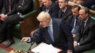 «جانسون» از اعمال فشار بر مجلس اعیان عقب نشینی کرد
