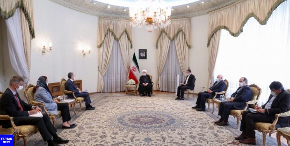 روحانی: ما به مقررات بین المللی و توافقات چند جانبه پایبند بوده و خواهیم بود