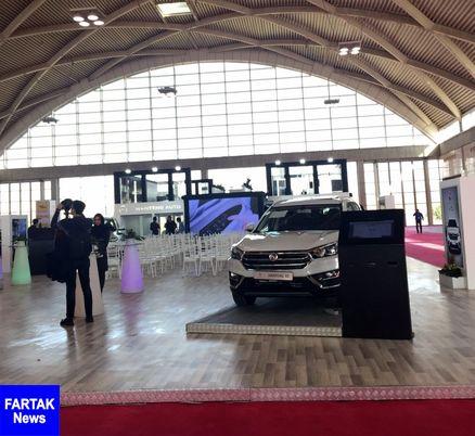 آغاز به کار نمایشگاه سوت و کور خودرو در تهران+ عکس