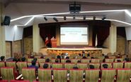 برگزاری مراسم معارفه نو دانشجویان سال تحصیلی 98-99  به تفکیک گروه های آموزشی