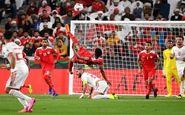 واکنش بازیکن عمان به پنالتی که بیرانوند گرفت