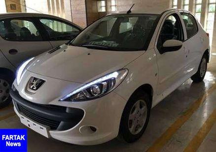 اعلام قیمت جدید پژو 207 اتوماتیک ایران خودرو
