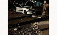 کشته در واژگونی پژو در آزادراه ساوه – تهران