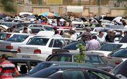 قیمت ها در بازار خودرو ۲ روز بعد از انتخابات ریاست جمهوری
