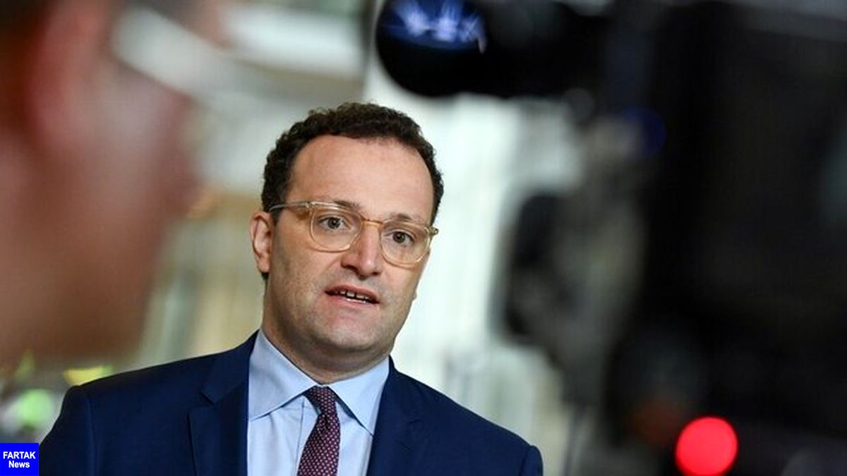 وزیر بهداشت آلمان: حق با ترامپ است