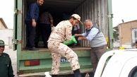 ارسال دومین مرحله کمکهای مردم قم به سیل زدگان استانهای شمالی