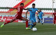 لیگ برتر فوتبال| تراکتور با پیروزی مقابل پیکان به رختکن رفت