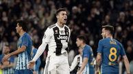 کریستیانو رونالدو بهترین بازیکن هفته لیگ قهرمانان اروپا شد