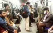کرونا از فردا متروی تهران را مثل متروی پاریس و لندن میکند