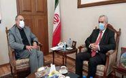 گسترش روابط محور دیدار مقامات تاجیک و ایرانی در «تهران»