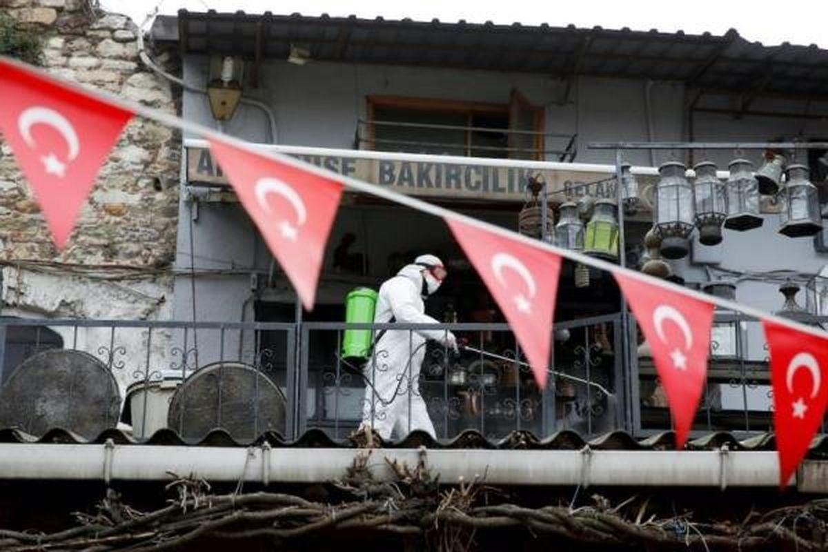 منتظر کرونای ترکیه ای هم باشیم؟