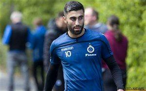 نظرسنجی در مورد بازیکن ایرانی کلوب بروژ؛کاوه برود!